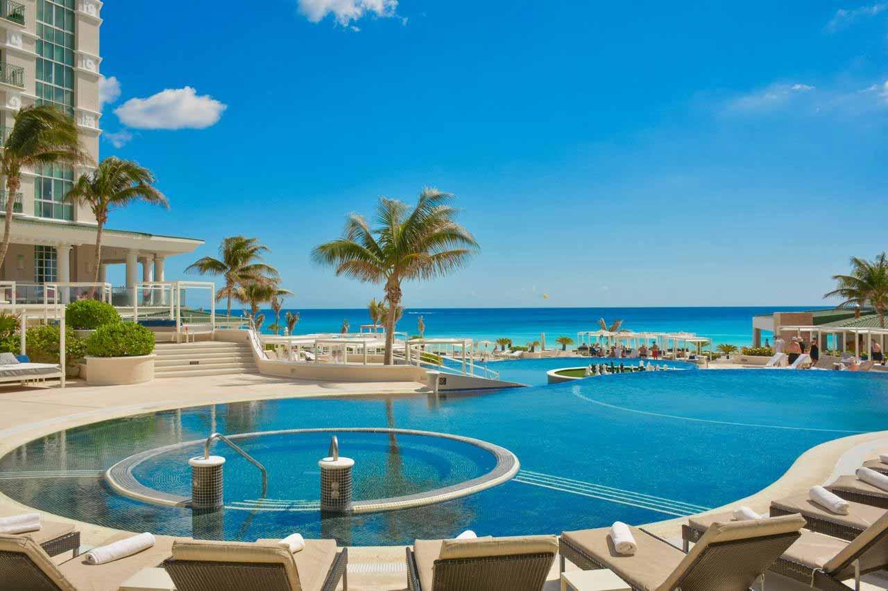 Sandos Cancun Luxury Experience Resort All Inclusive