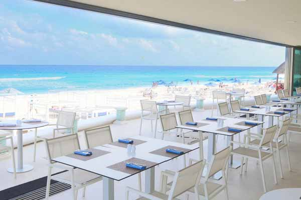 Restaurant Sandos Cancun Resort