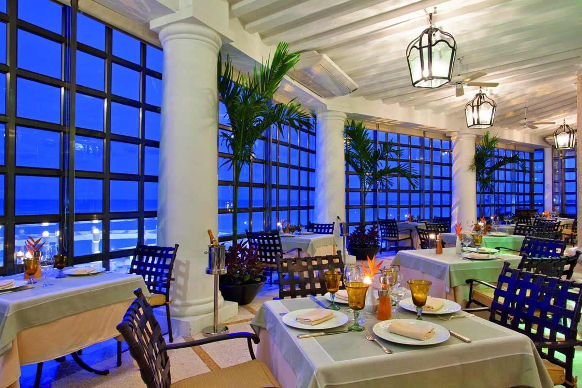 Sandos cancun cancun sandos cancun luxury resort restaurants bars
